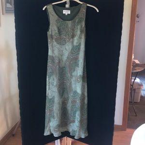 Ladies summer lined dress